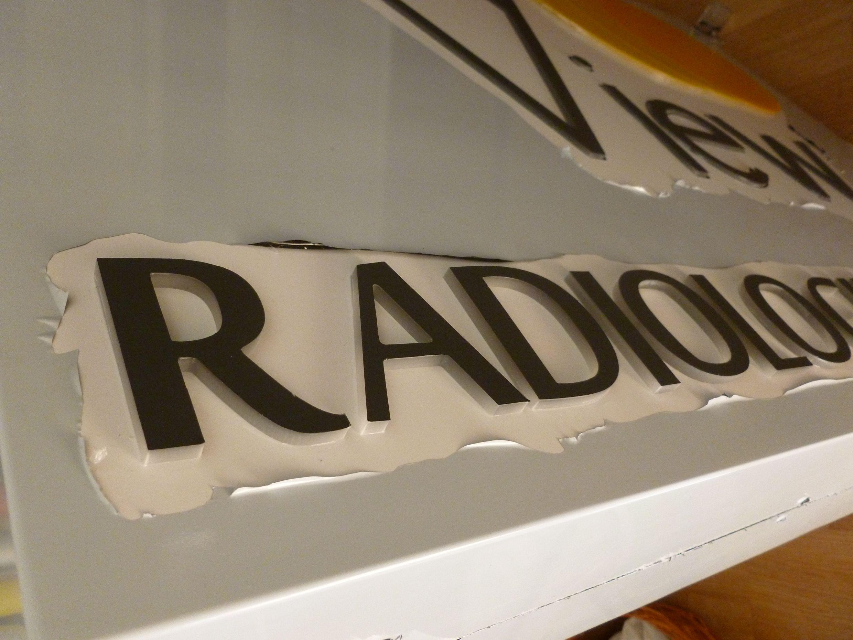 caseta alucobond radiologie Rayview