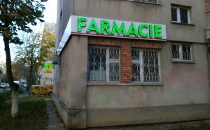 firma LED farmacie
