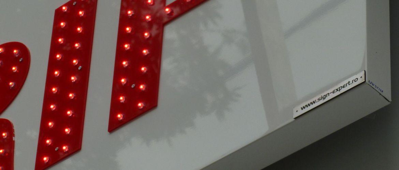 firma LED Farmacia Trif