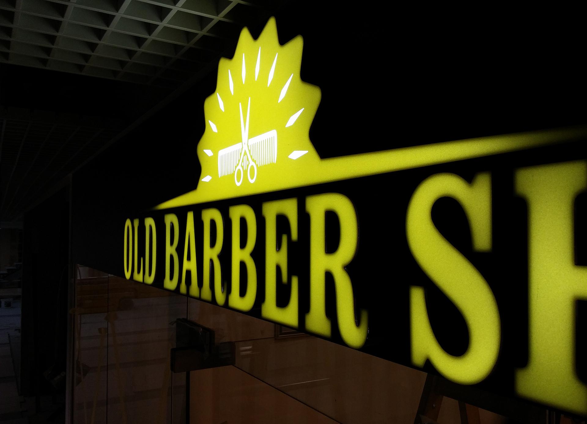 litere-volumetrice-old-barber-shop
