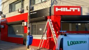 amenajare-exterioara-magazin-Hilti